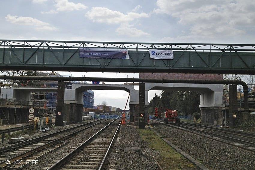 Crossrail Bridges | HOCHTIEF