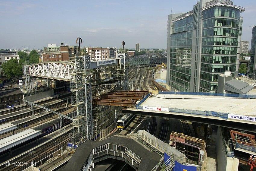 Paddington Bridge Project   HOCHTIEF