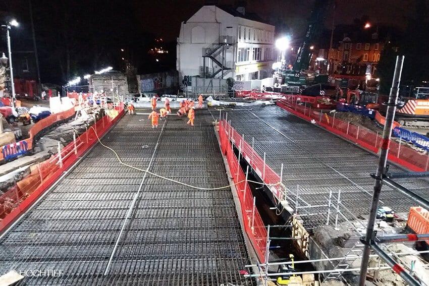 STIP - Highbury Corner, Bridge | HOCHTIEF