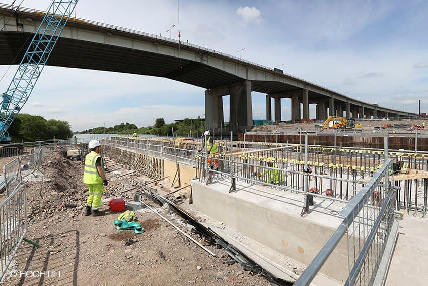 Western Gateway Infrastructure Scheme | HOCHTIEF