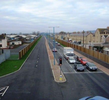 Port Talbot Distributor Road | Hochtief
